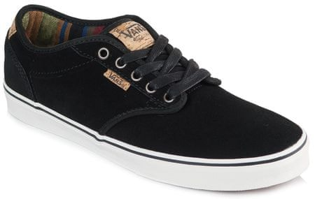 148581a2a9d99 Vans M Atwood Deluxe (Suede) Black M 42.5