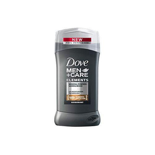 Dove Tuhý deodorant pro muže Minerals & Sandlewood Men+Care 50 ml