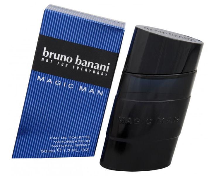 Bruno Banani Magic Man - EDT 75 ml