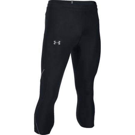 Under Armour Run True Heat Capri Black refl S