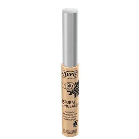 Lavera Prírodný tekutý korektor (Natural Concealer) 6,5 ml (Odtieň 03 med)