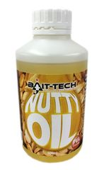 Bait-Tech Tekutý olej Nutty Oil 500 ml