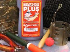 Bait-Tech tekutá esence liquid predator plus 250 ml