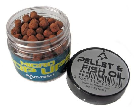 Bait-Tech Boilies Micro Pop-Ups 50 ml 6 mm pellet