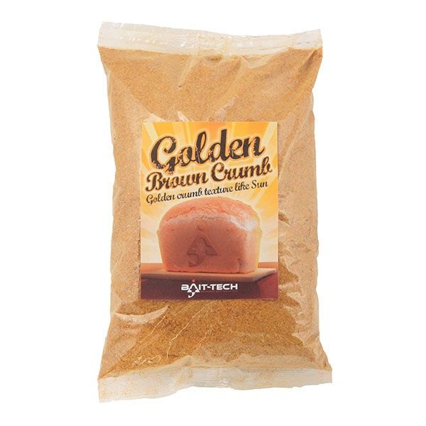 Bait-Tech přísada do krmení golden brown crumb 2000 g