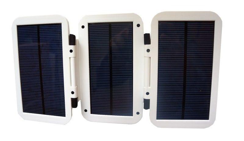 ANDA Solární Nabíječka s baterií