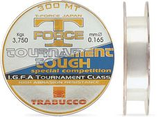Trabucco Vlasec  T-Force Tournament Tough 150 m Crystal