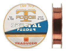 Trabucco Vlasec  T-Force Special Feeder 150 m Brown