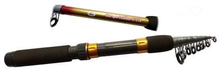 Carson Prút Minispin Excalibur 2,4 m 10-30 g