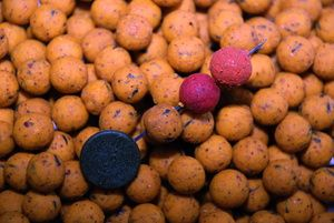 Lk Baits boilies Mini 500 g 12 mm mušle