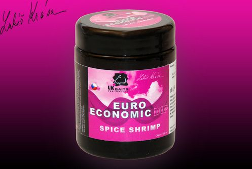 Lk Baits dip Euro Economic 100 ml exotické ovoce