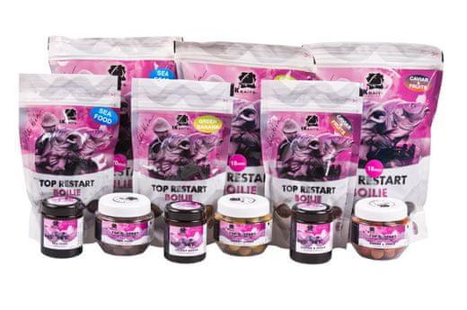 Lk Baits boilies Top Restart 5 kg 18 mm caviar&fruits