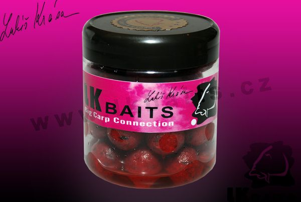 Lk Baits boilies Fresh Restart 250 ml 18 mm wild strawberry