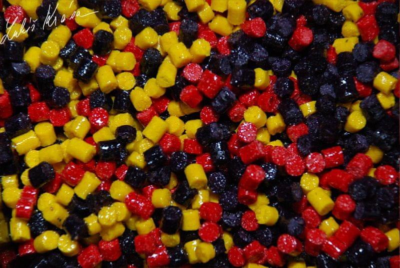 Lk Baits Pelety Fruitberry Ovocné 1 kg, 4 mm