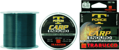 Trabucco Vlasec T-Force Enduro Carp Green 300 m