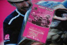Lk Baits Hook Beads Oval 25 ks