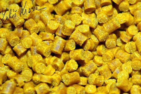 Lk Baits Kukuřičné Pelety Corn Pellets , 1 kg