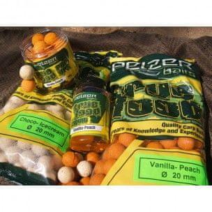 Pelzer boilies True Food 1 kg 20 mm shelfish halibut