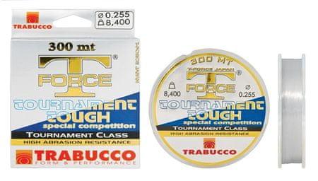 Trabucco Vlasec T-Force Tournament Tough 500 m 0,255 mm, 8,4 kg
