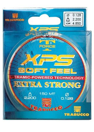 Trabucco Vlase T-Force XPS Soft Feel 150 m 0,203 mm, 5,74 kg