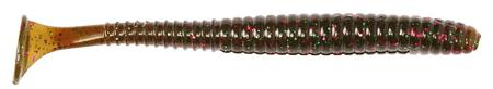 LUCKY JOHN Gumová nástraha S-Shad Tail All Star Flakes 7,1 cm