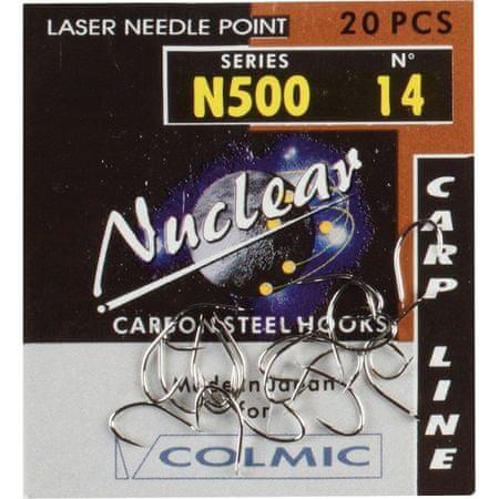 Colmic háček Nuclear N500 20ks 10