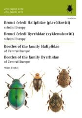 Boukal Milan: Brouci čeledí plavčíkovití a vyklenulcovití / Beetles of the family Haliplidae and Byr