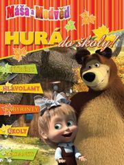Disney Walt: Máša a medvěd - Hurá do školy!