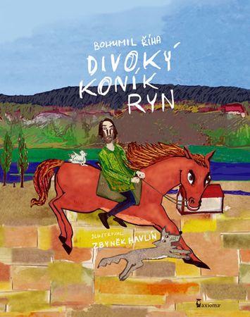 Říha Bohumil: Divoký koník Ryn