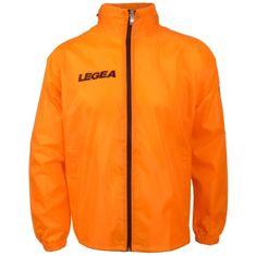 LEGEA šusťáková bunda Tuono Cairo oranžová