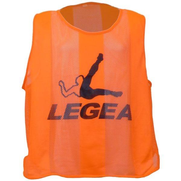 LEGEA rozlišovací dres Promo oranžový velikost XL