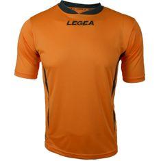LEGEA dres Dusseldorf oranžový