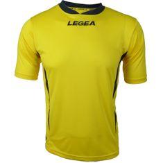 LEGEA dres Dusseldorf žlutý