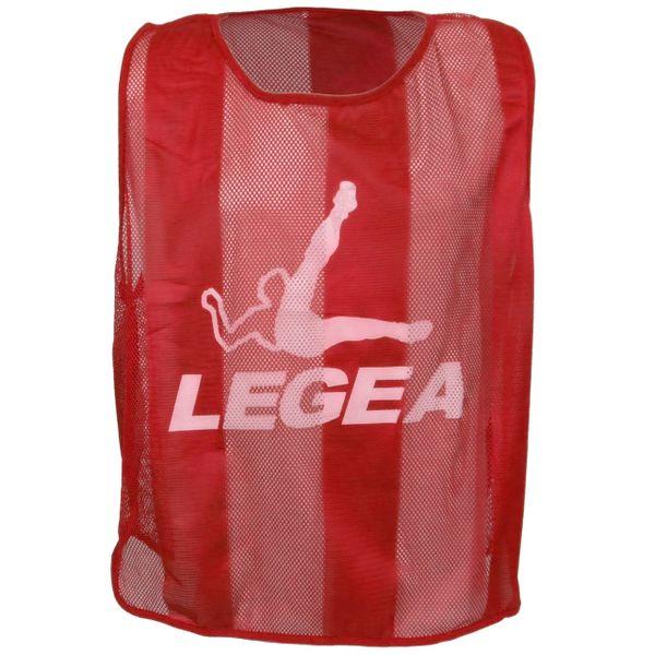 LEGEA rozlišovací dres Promo červený velikost S