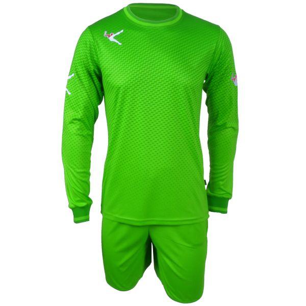 LEGEA brankářský komplet Anfield zelený velikost XL