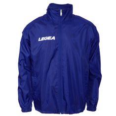 LEGEA šusťáková bunda Italia modrá
