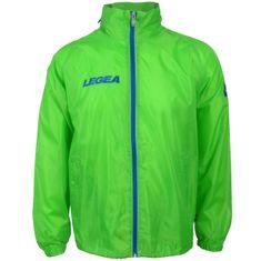 LEGEA šusťáková bunda Tuono Cairo zelená