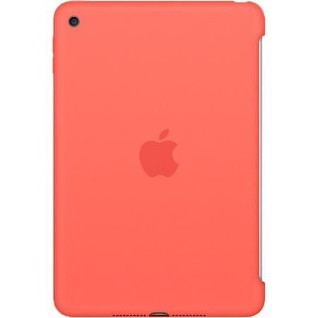 Apple ovitek iPad mini 4 Silicone Case - Apricot