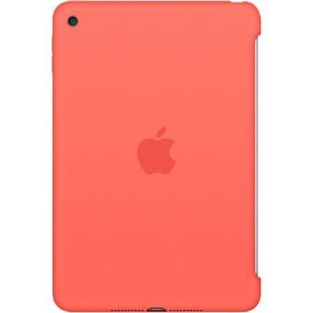 Apple ovitek iPad mini 4 Silicone Case - Apricot