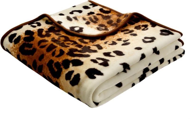Biederlack De Luxe Leopard