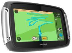 TomTom Rider 400, Europe LIFETIME, 45 zemí