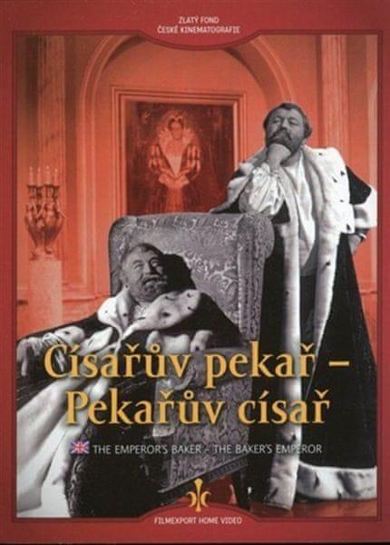 Císařův pekař - Pekařův císař - DVD