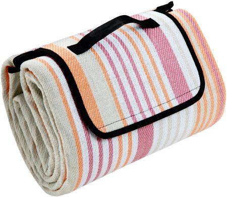 Biederlack Pastell Stripes Piknik takaró 1d7bd720f2