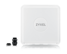 Zyxel Outdoor LTE IAD, LTE CAT6 (300Mbps), PoE, Bridge/Router mode, IP65 (LTE7460-M608-EU01V1F)