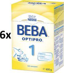Nestlé BEBA OPTIPRO 1 - 6x600g