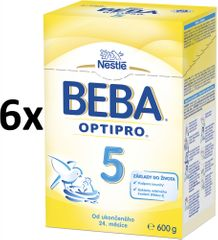 Nestlé BEBA OPTIPRO 5 - 6x600g