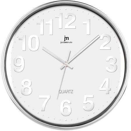 Lowell Designerski zegar ścienny 00816B