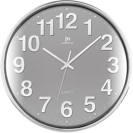 Lowell Designerski zegar ścienny 00816G