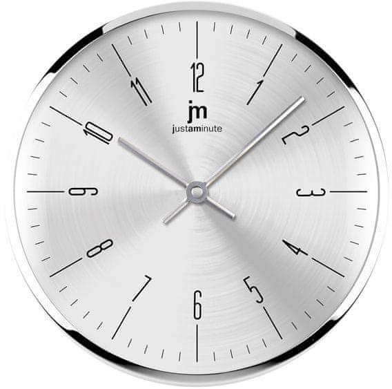 Lowell Designové nástěnné hodiny 14949S