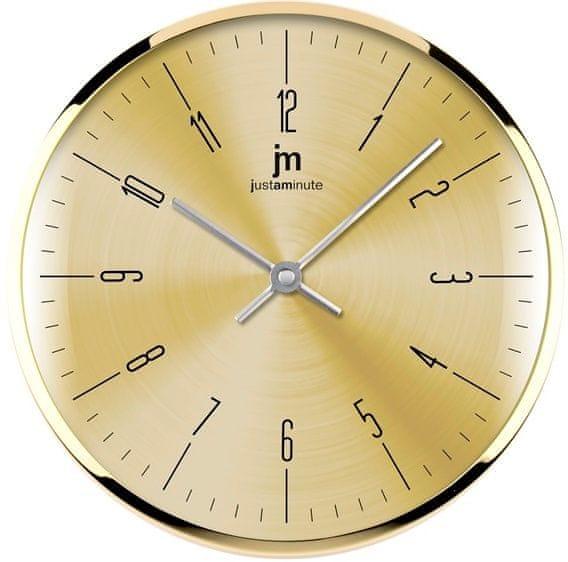 Lowell Designové nástěnné hodiny 14949G